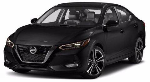 New 2020 Nissan Sentra S Plus